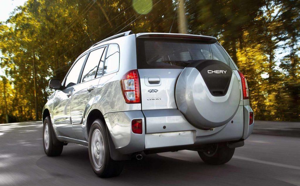 Чери тиго: характеристика автомобиля, рестайлинг