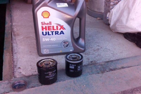 Замена масла в двигателе и коробке передач Джили Мк/МК Кросс