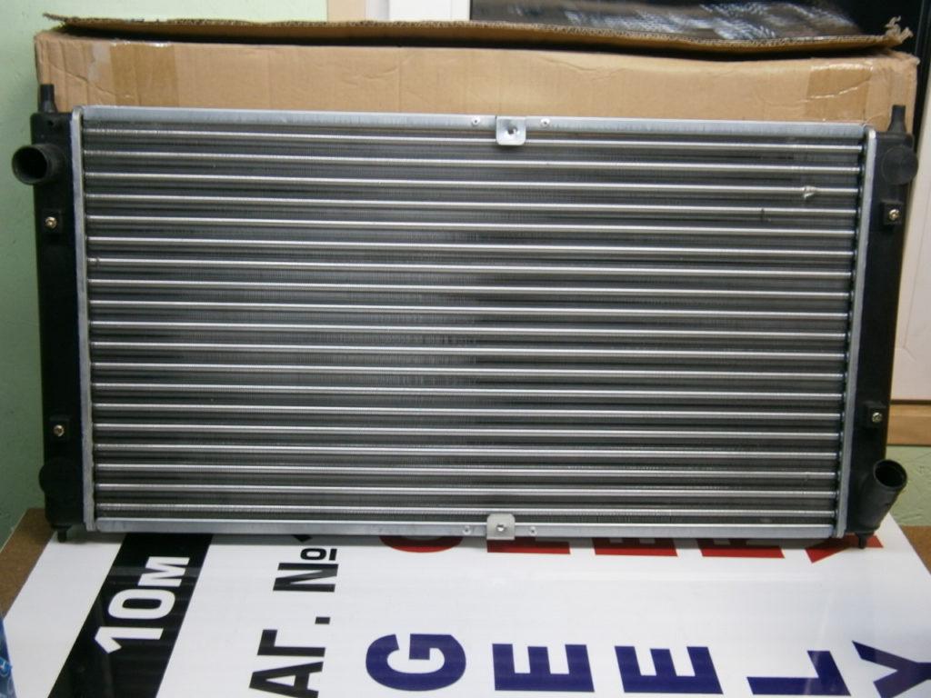 Радиатор охлаждения Чери Амулет замена или ремонт?