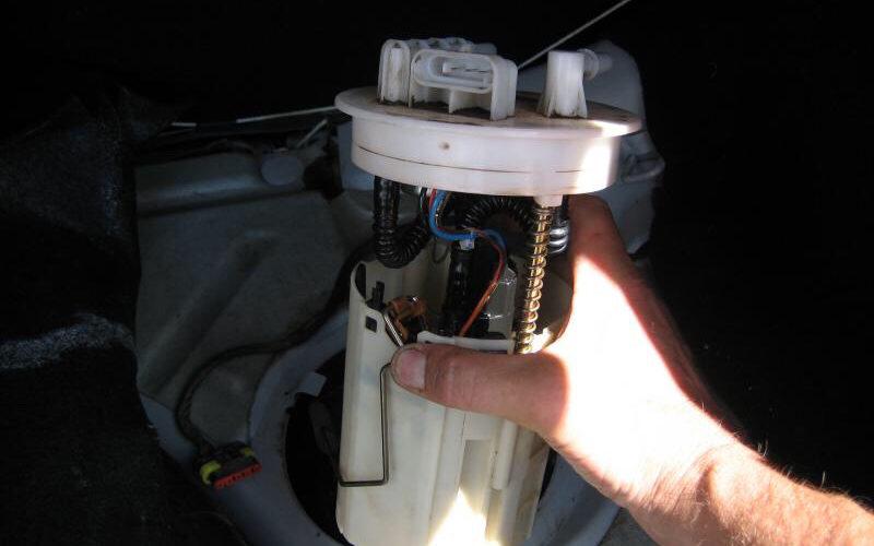 Топливный насос Чери Амулет: ремонт и замена своими руками